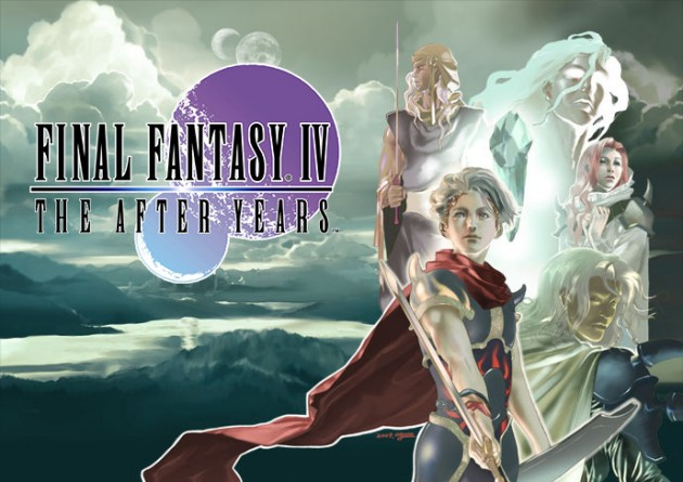 android final fantasy iv the after years les années suivantes