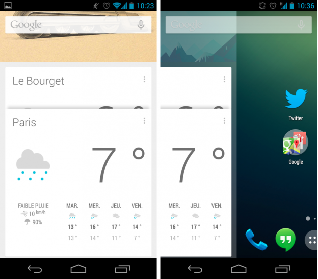 android google now google experience google search home images 00