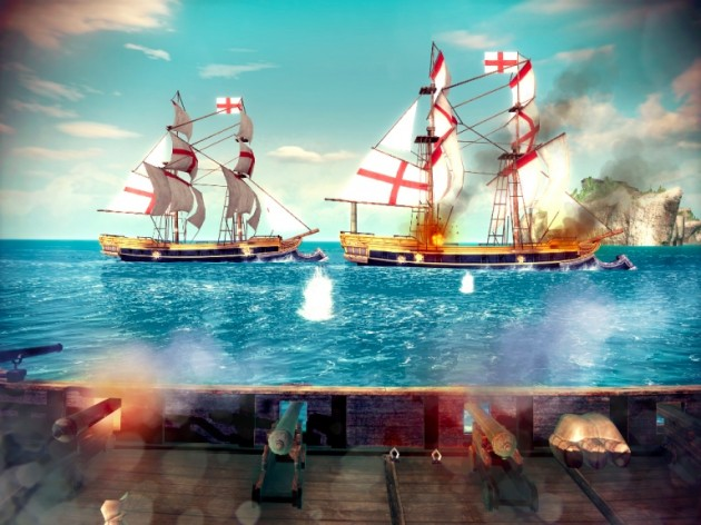 android ios assassin's creed pirates image 2