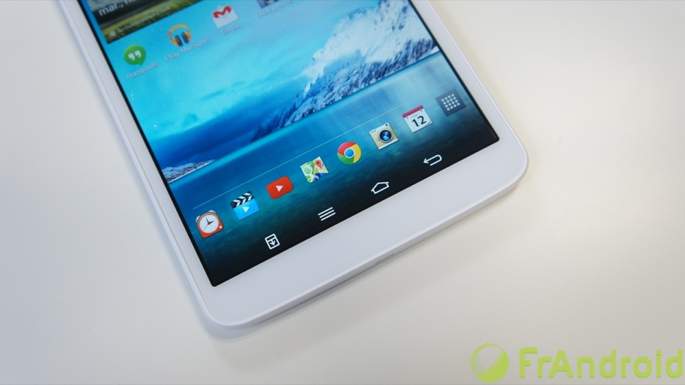 android lg g pad 8.3 prise en main 03