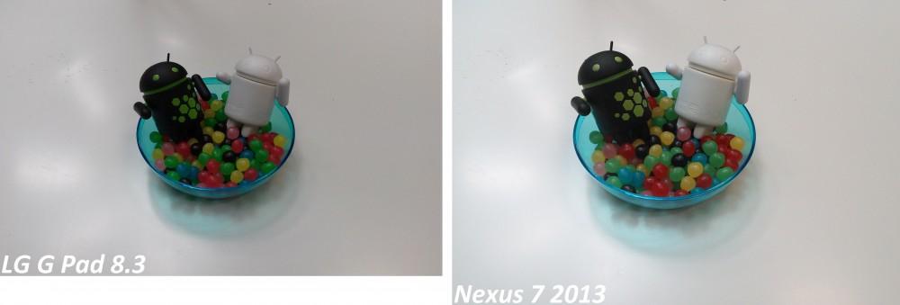 android lg g pad 8.3 vs nexus 7 2013 caméra dorsale appareil photo test intérieur 00