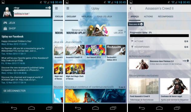 android uplay ubisoft image 1