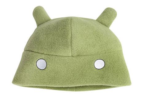 Bonnet Bugdroid