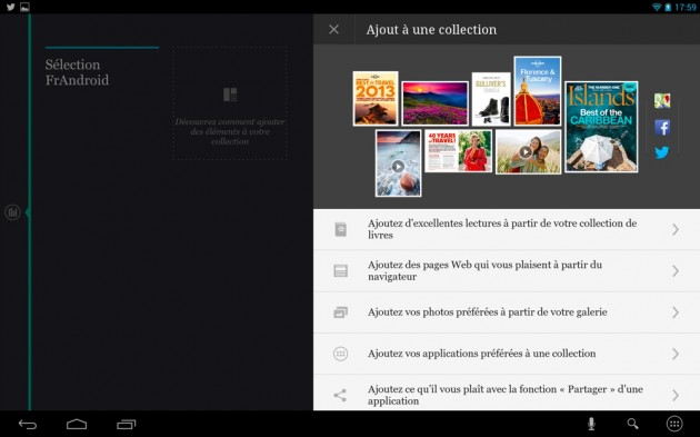 frandroid 4.2.2 jelly bean kobo arc 10 hd interface logicielle 15