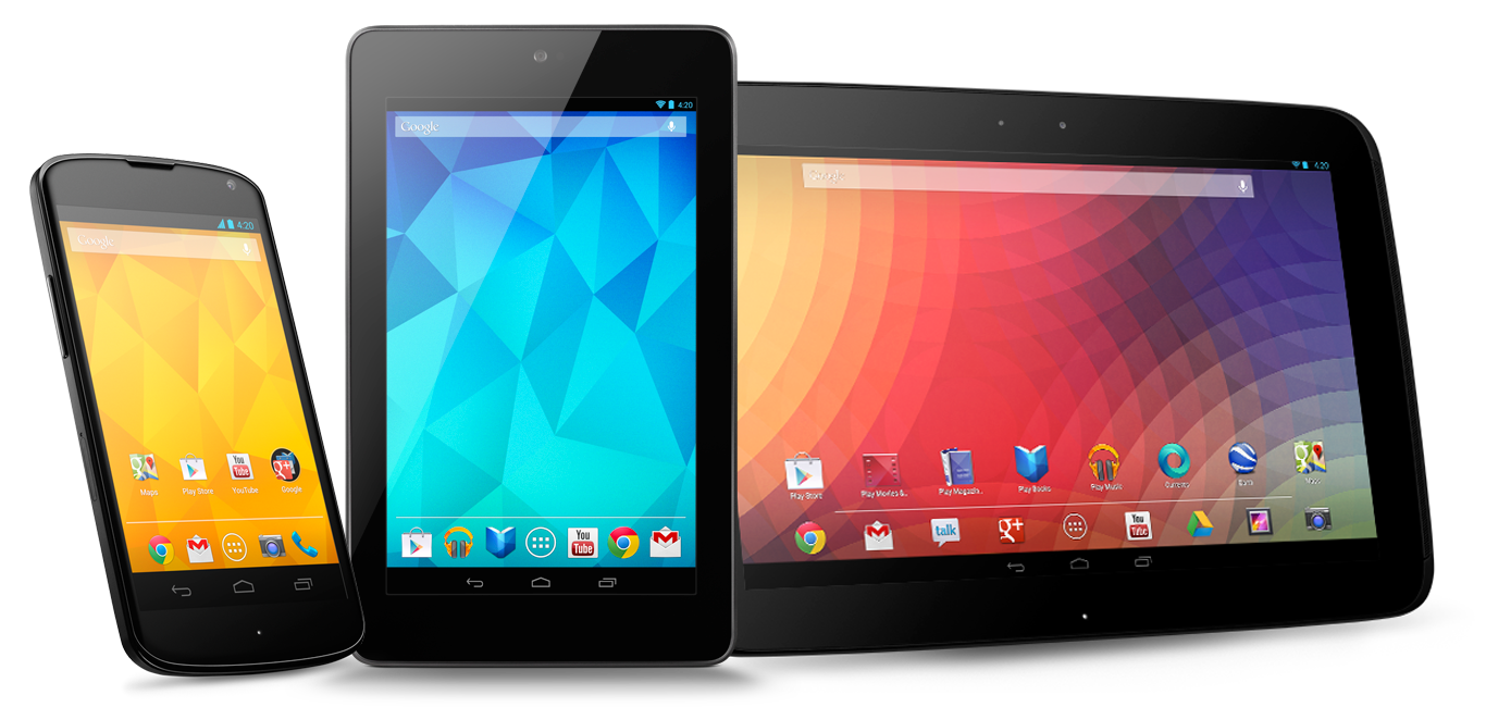 Android 4.4 : les drivers et les images de restauration ...