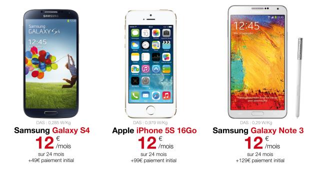 Free Mobile se lance dans la location de smartphones avec engagement ... aedbf2553936
