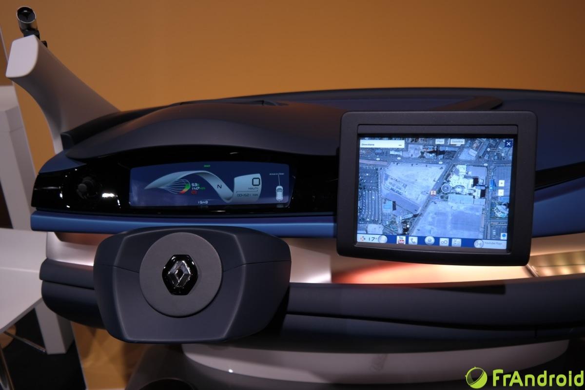 renault pr voit de lancer une voiture autonome pour 2020 frandroid. Black Bedroom Furniture Sets. Home Design Ideas