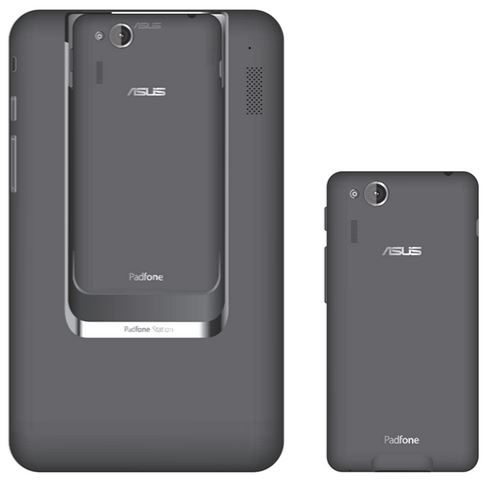 android asus padfone mini 4.3 image 1