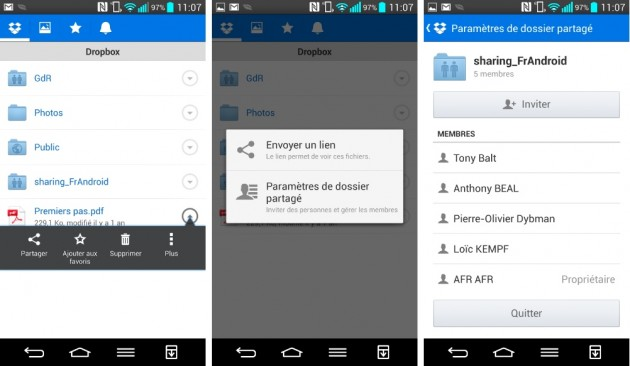 android dropbox 2.3.12 images 0