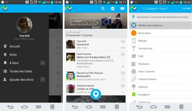 android foursquare 20132212