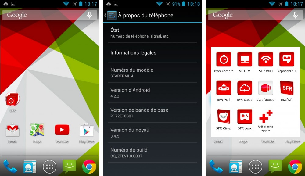 android frandroid test zte blade q interface logicielle image 0