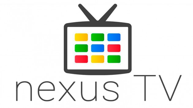 android nexus tv google