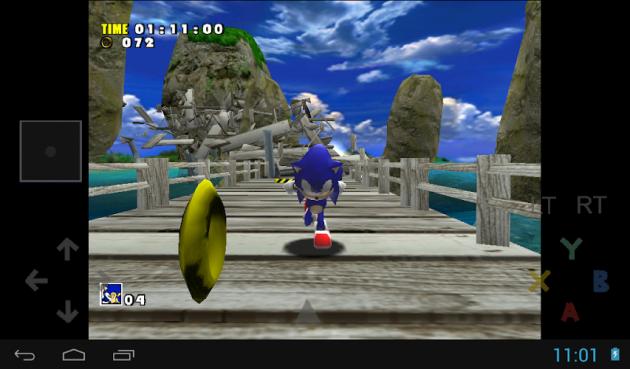 android reicast nillware emulator emulateur dreamcast image 0