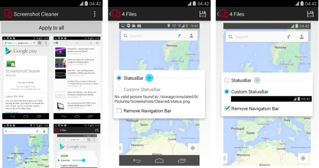 android screenshotcleaner 0.53 images 0