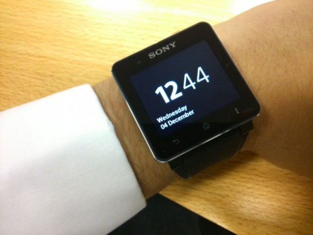 android sony smartwatch 2 sw2 mise à jour application play store