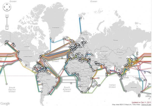 Carte réseaux