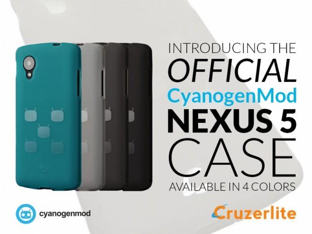 Coque Cyanogen