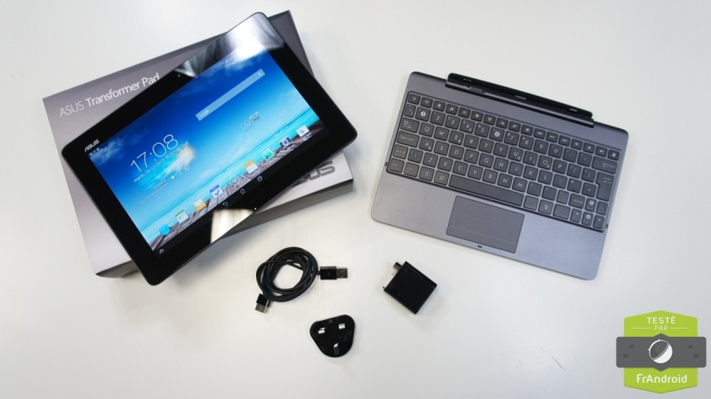 frandroid android asus transformer pad tf701t test prise en main 01