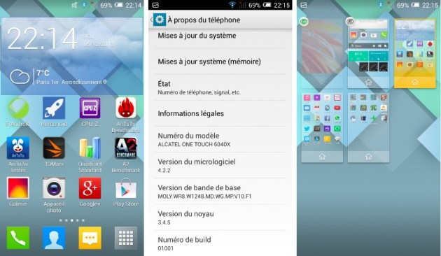 frandroid test alcatel one touch idol x interface logicielle bureaux images 00