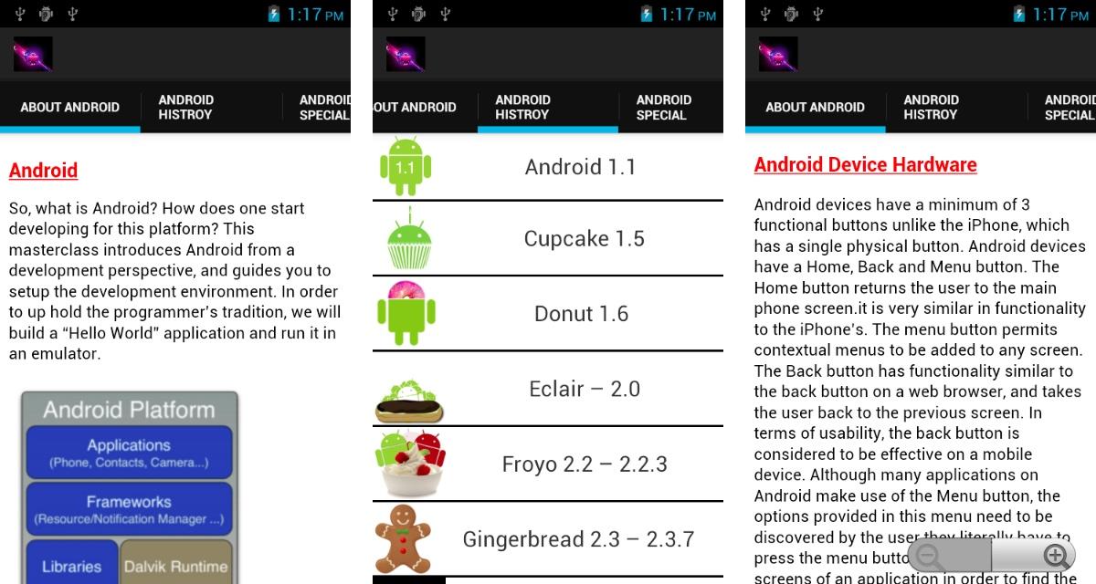 google android info tout savoir sur android et ses versions. Black Bedroom Furniture Sets. Home Design Ideas