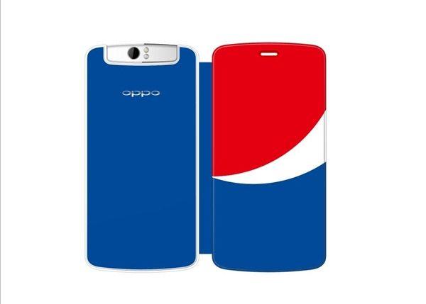 Oppo N1 Pepsi