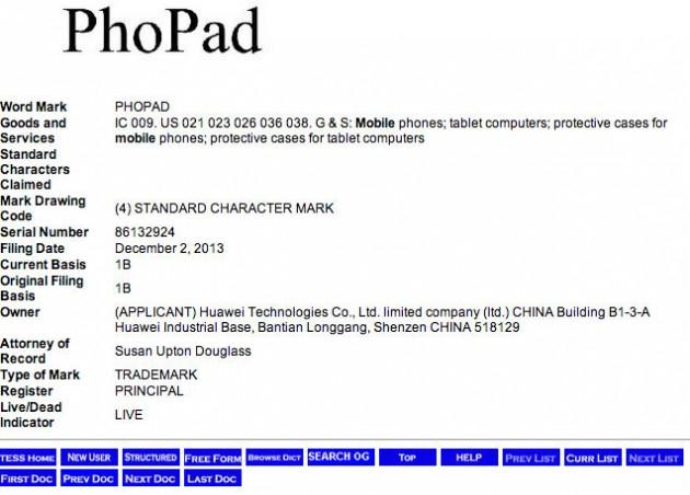 PhoPad