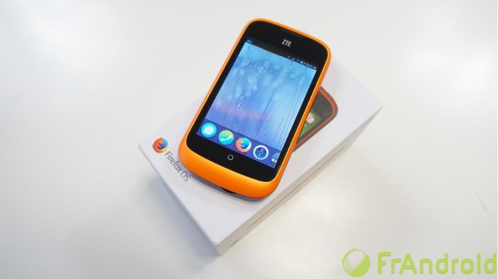 Geeksphone Revolution : un mariage de Firefox OS et ...