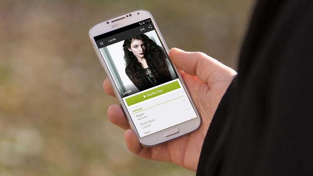 spotify propose d sormais l 39 coute gratuite sur son application android et ios frandroid. Black Bedroom Furniture Sets. Home Design Ideas