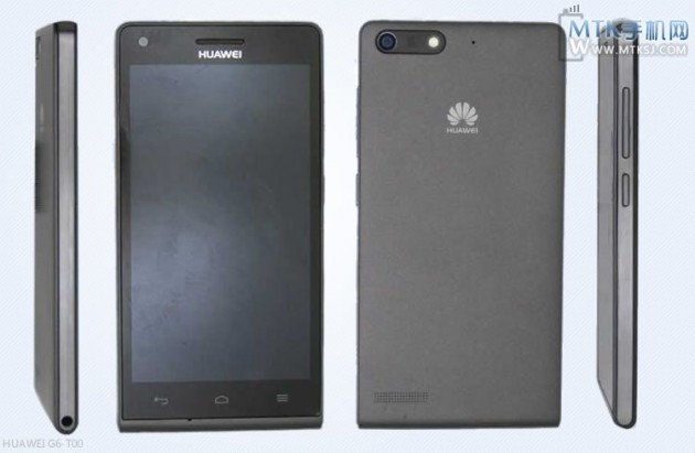 Android-Huawei-Ascend-G6