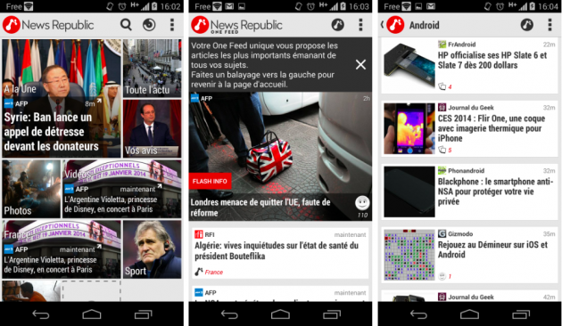Android News Republic 4.0.0 Images 01