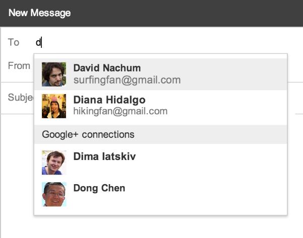 Google+-gmail-google-mail