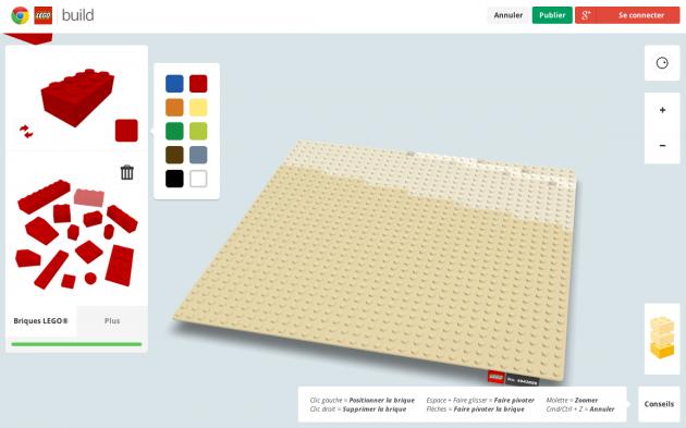 Lego Google Chrome Google Maps image 0