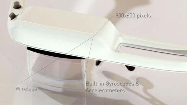 SeeThru-Laster-Glass connected-objets connectés