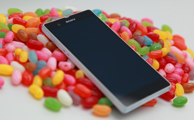 android 4.3 jelly bean sony xperia sp t tx v janvier février 2014 france europe mondial