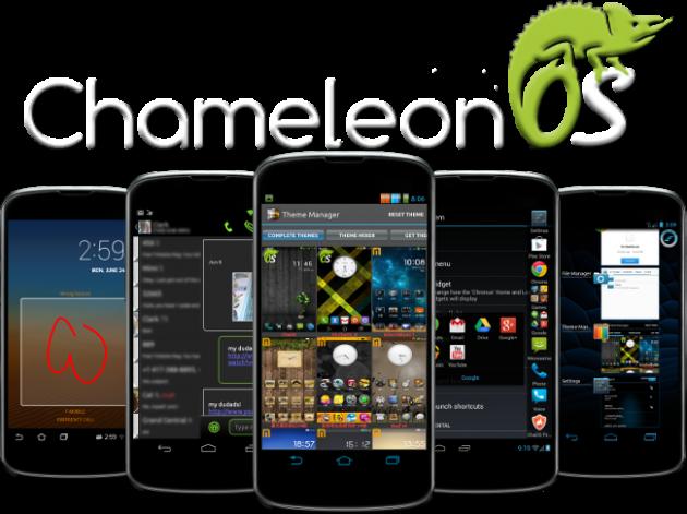 android chamelon os chaos cyanogen inc. clark scheff