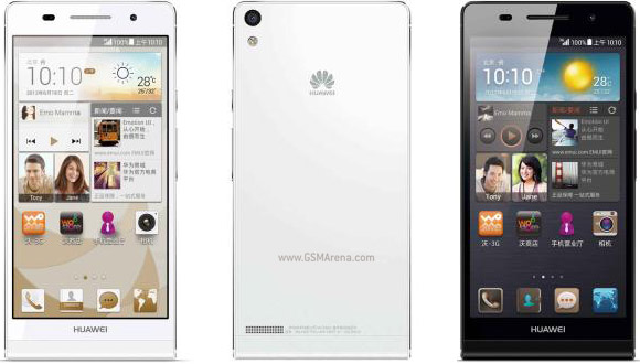 android china chine huawei ascend p6 s images 01