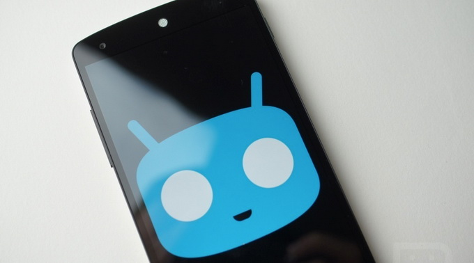 android cyanogenmod oneplus one image