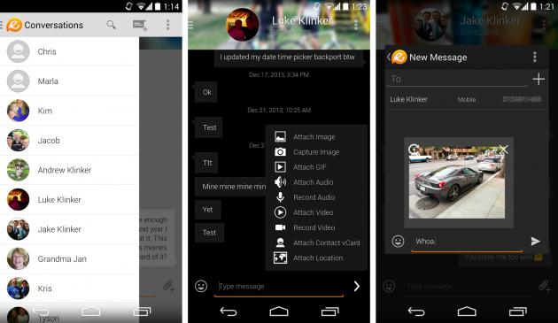 android evolvesms klinker apps images 0