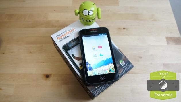 android fandroid quechua phone 5 prise en main 01