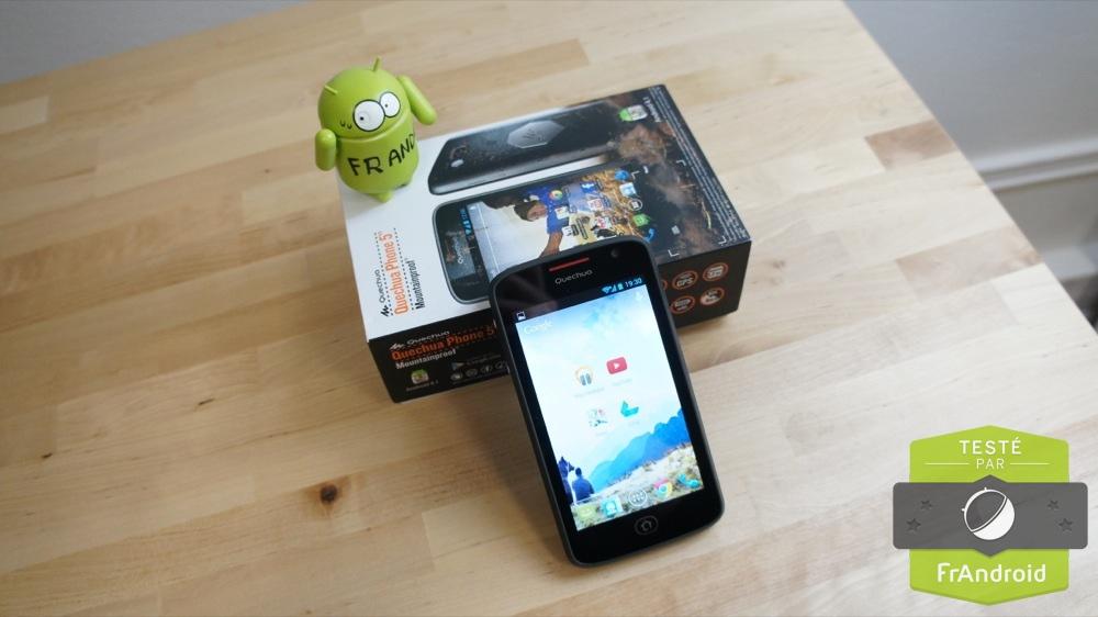 android fandroid quechua phone 5 prise en main 02