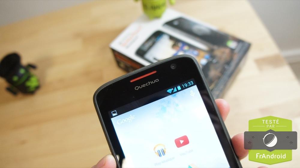 android fandroid quechua phone 5 prise en main 08