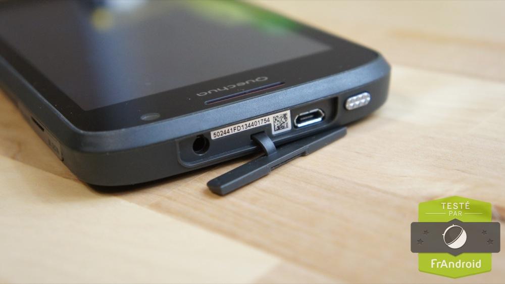 android fandroid quechua phone 5 prise en main 16