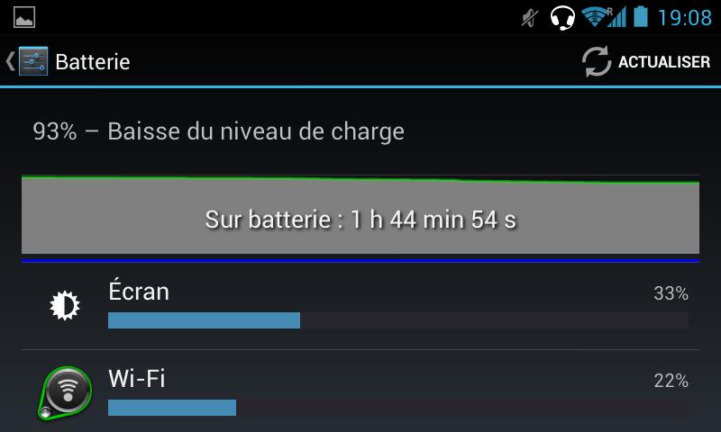 android frandroid quechua phone 5 batterie autonomie endurance image 0