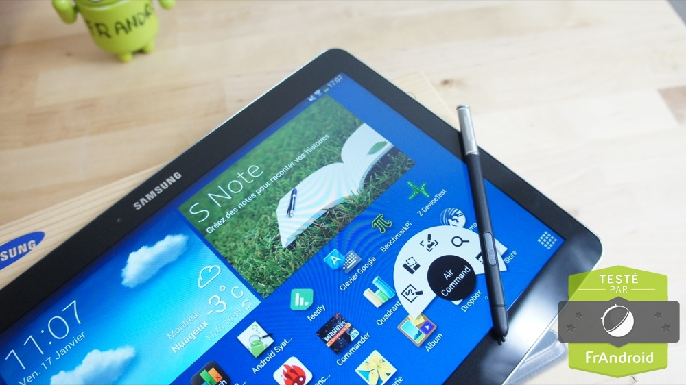 android frandroid test samsung galaxy note 10.1 2014 edition image 02