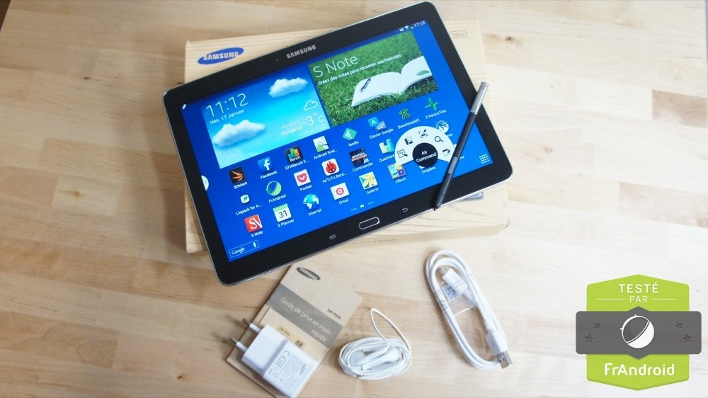 android frandroid test samsung galaxy note 10.1 2014 edition image 05