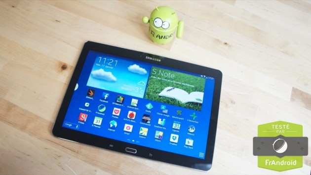 android frandroid test samsung galaxy note 10.1 2014 edition image 07