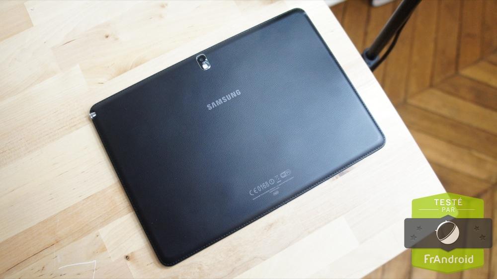 android frandroid test samsung galaxy note 10.1 2014 edition image 10