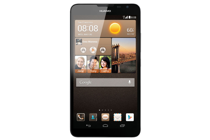 android huawei ascend mate 2 ces 2014 image officielle 0