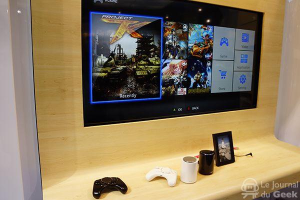 android huawei tron console de jeux de salon android 01