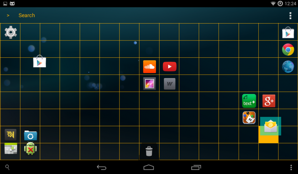 android lucid launcher 3.5 tablette 02